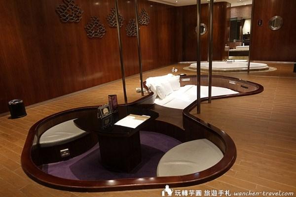大直薇閣 boat house房型