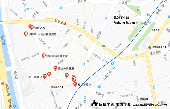 banqiao-oysters-map
