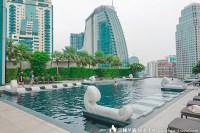 中心點大飯店 Terminal 21店 游泳池