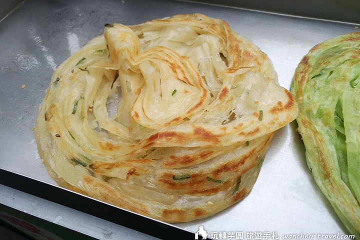 shuanglian-green-onion-pancake-food