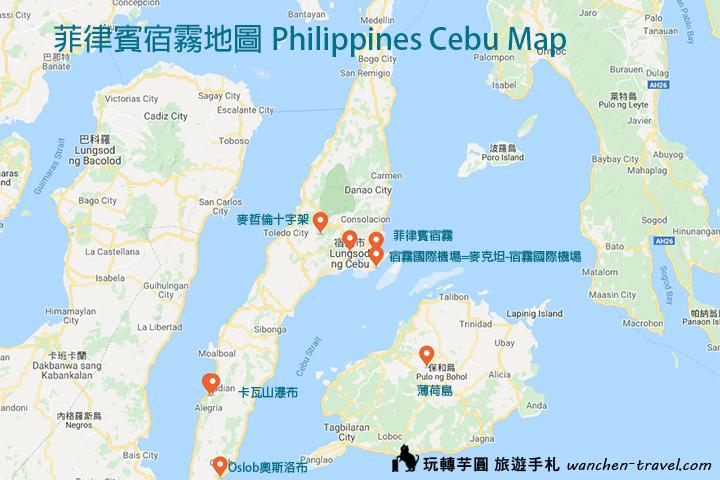 philippines-cebu-map