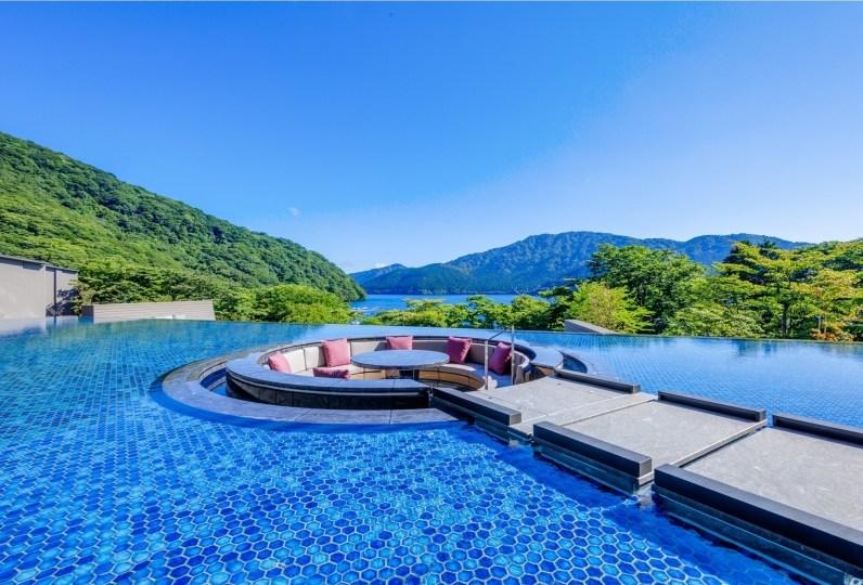 箱根・蘆之湖 Hanaori