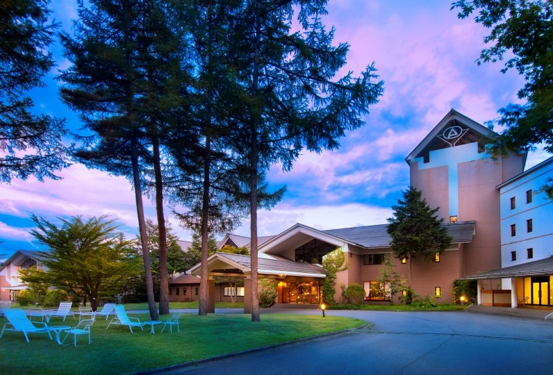 安曇野 穗高景觀飯店