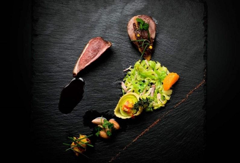 法國料理飯店 Auberge Au Mirador