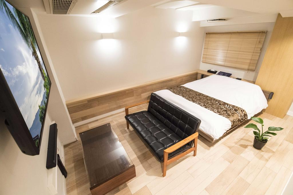 HOTEL ATLAS Shinkabukicho (Adult Only)(阿特拉斯新歌舞伎成人酒店)