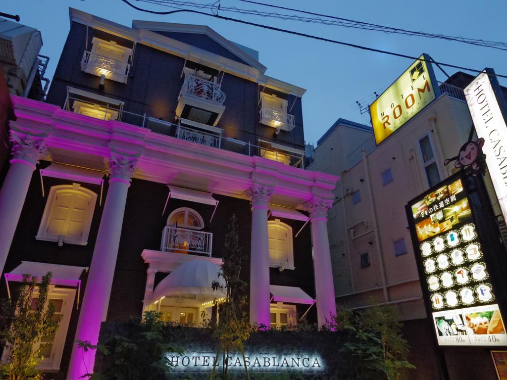 HOTEL Casablanca Ikebukuro (Adult Only)