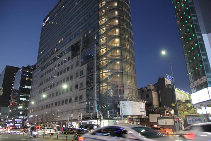Mohenic Hotel Seoul Myeongdong