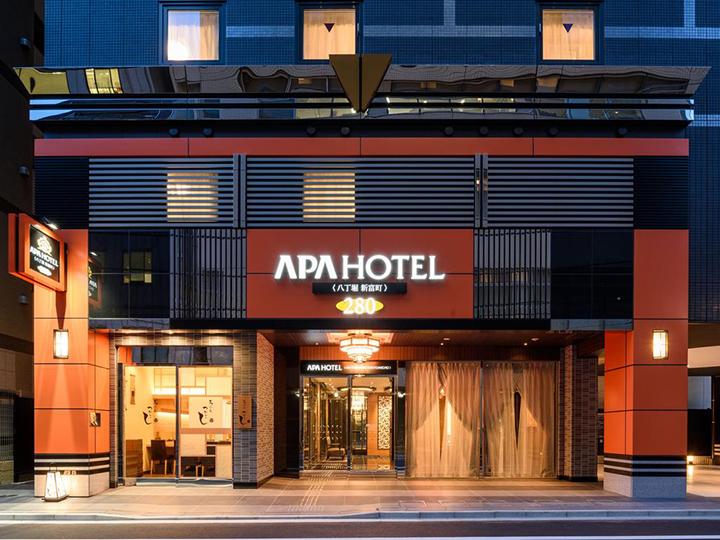 APA Hotel Hatchobori Shintomicho(八丁堀 新富町 APA 飯店)