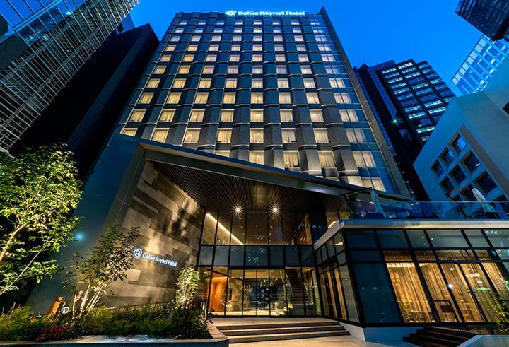 Daiwa Roynet Hotel Nishi-Shinjuku(西新宿大和魯內酒店)