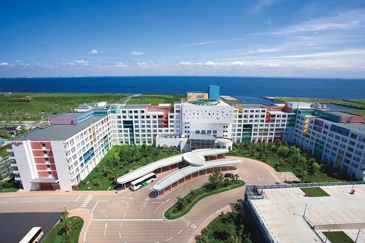 Mitsui Garden Hotel Prana Tokyo Bay(東京灣普拉納三井花園酒店)