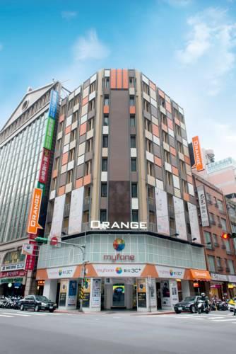 福泰桔子商旅- 館前店