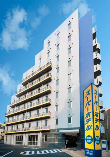 Super Hotel Tokyo JR Kamata Nishiguchi(東京蒲田JR西口超級酒店)