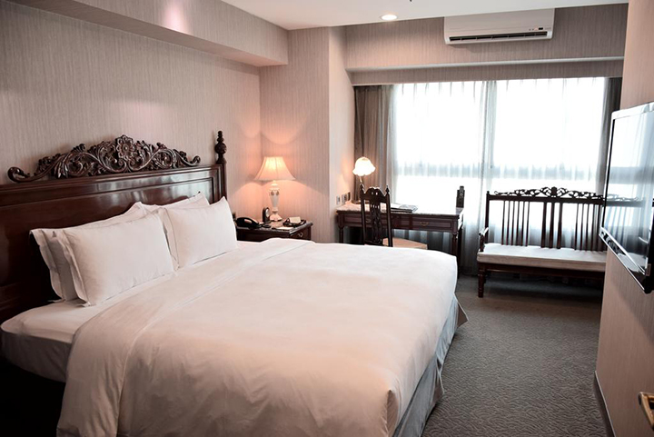 皇家季節酒店台中中港館