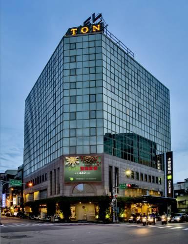 卡爾登飯店北大館