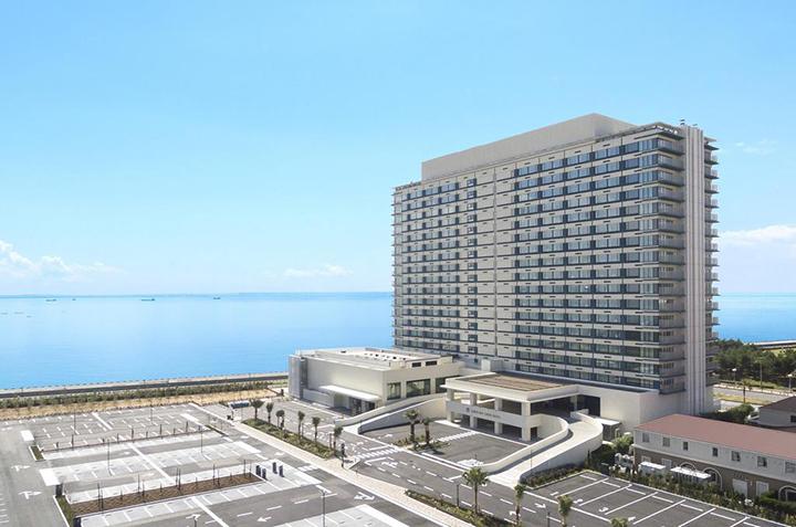 Tokyo Bay tokyu-hotel(東京灣東急酒店)