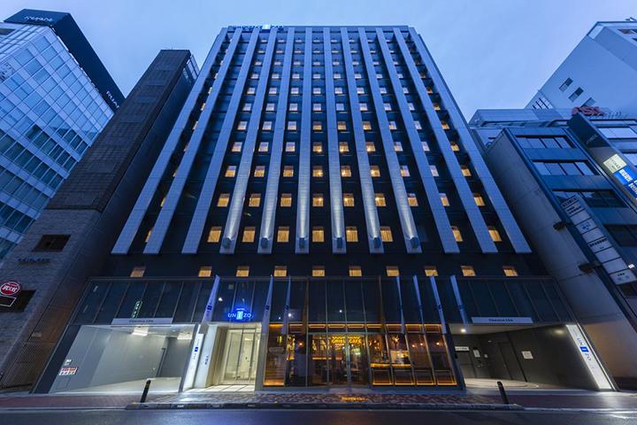 HOTEL UNIZO Tokyo Ginza-nanachome(優尼住東京銀座娜娜好酒店)