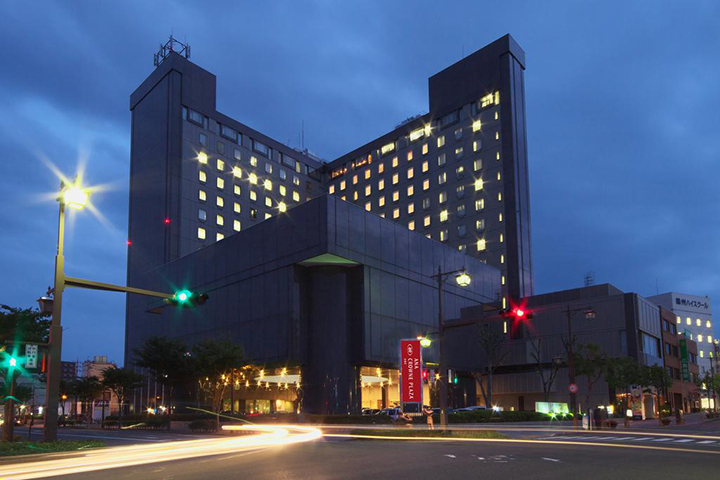 ANA Crowne Plaza Ube(宇部ANA皇冠假日酒店)