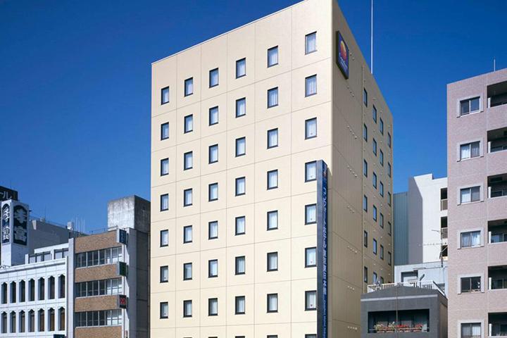 Comfort Hotel Tokyo Higashi Nihombashi(东京东日本桥舒适酒店)