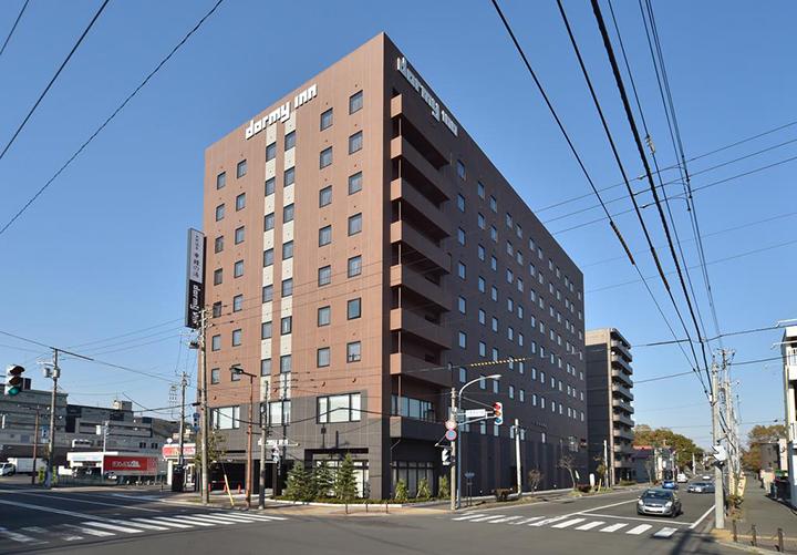 Dormy Inn Higashi Muroran(多美迎東室蘭飯店)