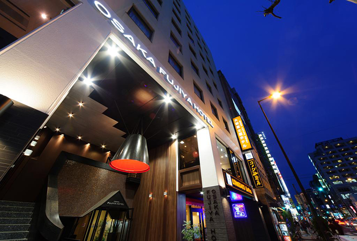 Osaka Fujiya Hotel(大阪富士屋飯店)