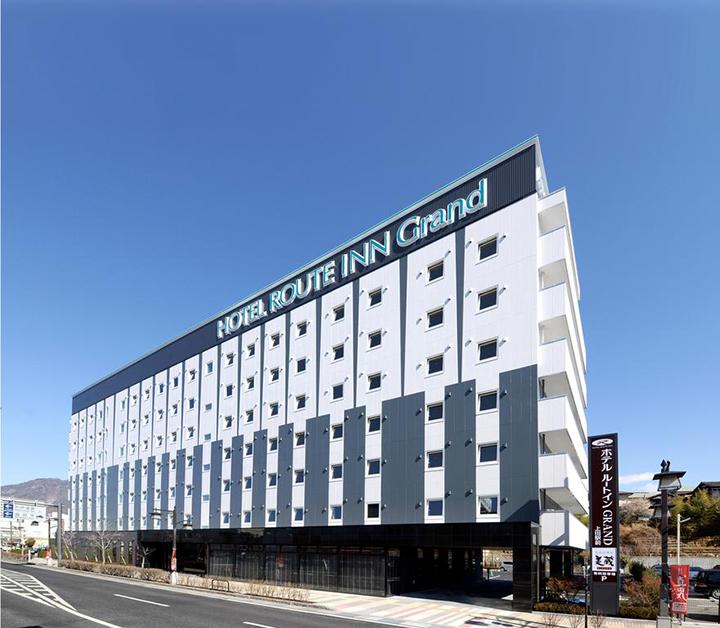 Hotel Route Inn Grand Ueda Ekimae(路線站前田大酒店)