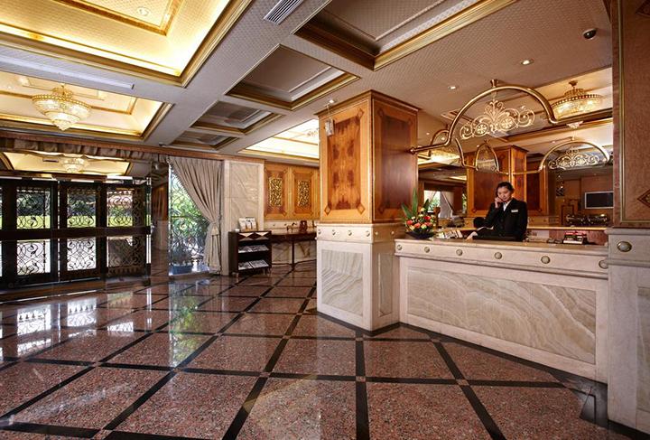 香城大飯店松山店