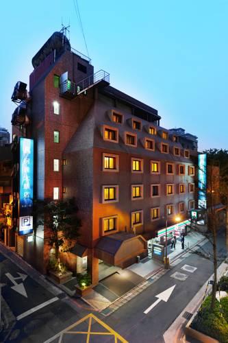 柯達大飯店台北一店