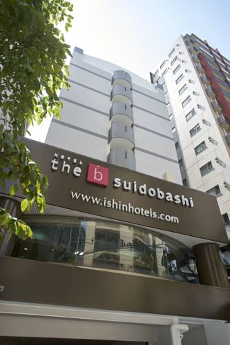 the b tokyo suidobashi(東京水道橋維新酒店)