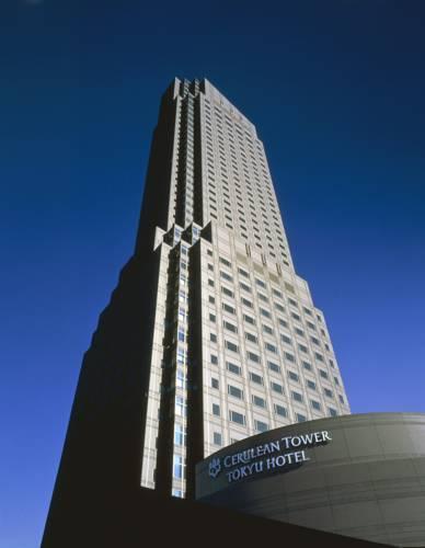 Cerulean Tower tokyu-hotel(藍塔東急酒店)