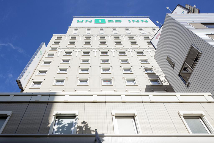 UNIZO INN Tokyo Hatchobori(尤妮佐堀酒店)