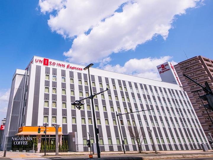 UNIZO INN Express Morioka(盛岡 Express UNIZO 旅舍)