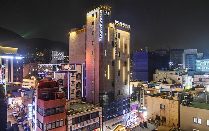 Busan Station MAXIMUM Hotel