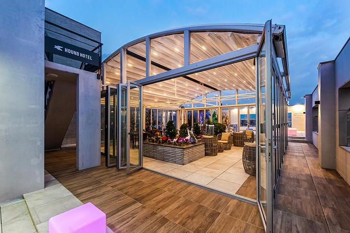 Nampo Hound Hotel Premier(南浦獵犬特級飯店)