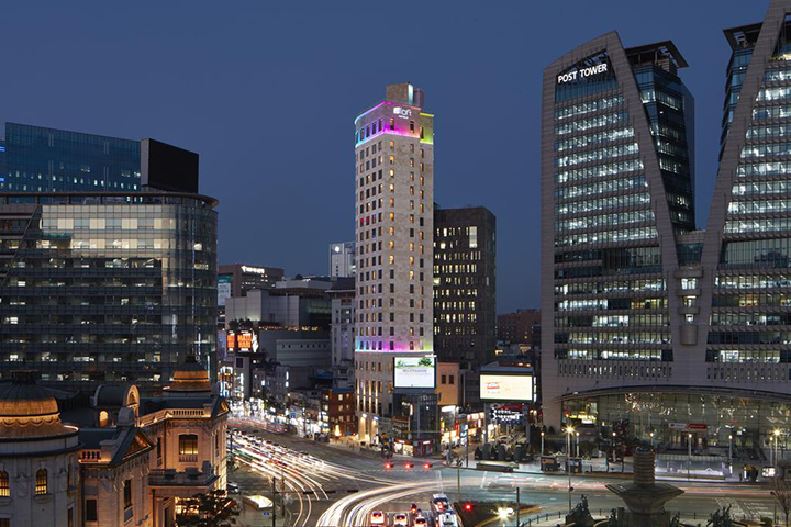Aloft Seoul Myeongdong(雅樂軒首爾明洞酒店)