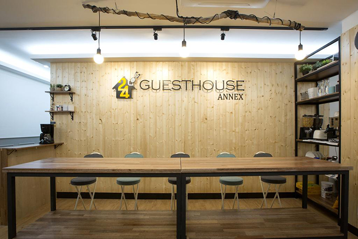 24 Guesthouse Sinchon(24新村旅館)