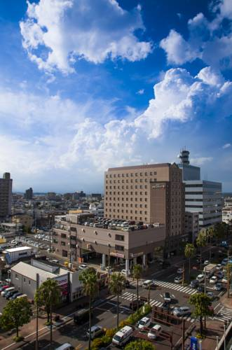 Hotel JAL City Miyazaki(宮崎市酒店)