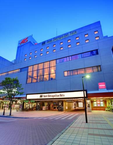 Hotel Metropolitan Akita(秋田大都會酒店)