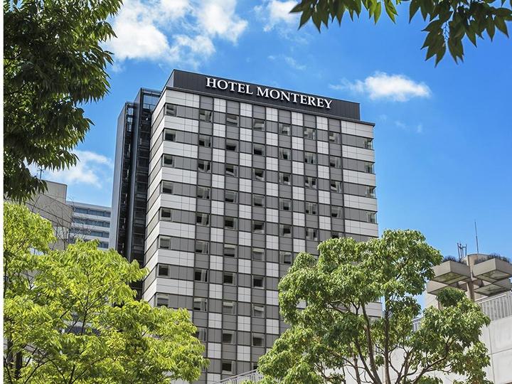 Hotel Monterey Le Frere Osaka(大阪蒙特利勒費雷瑞酒店)