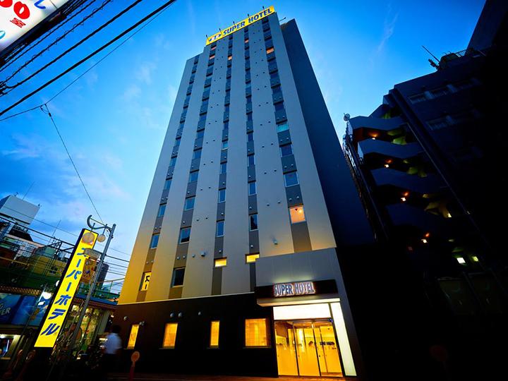Super Hotel Shinjuku Kabukicho(新宿歌舞伎町超級酒店)