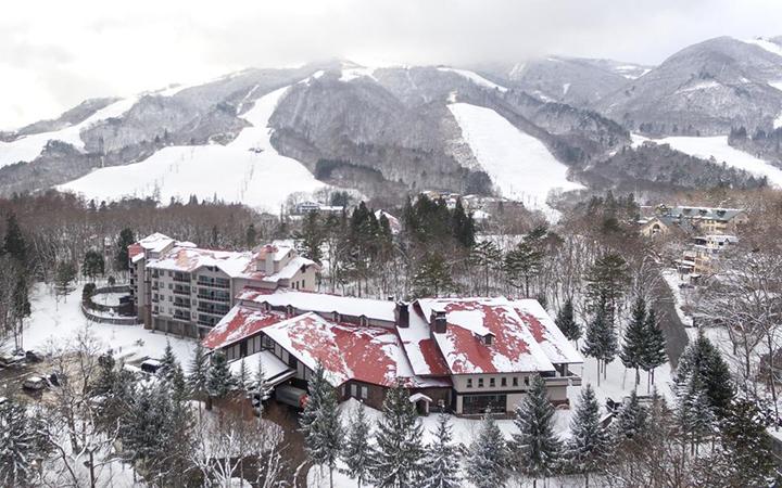 Hakuba tokyu-hotel(白馬東急酒店)