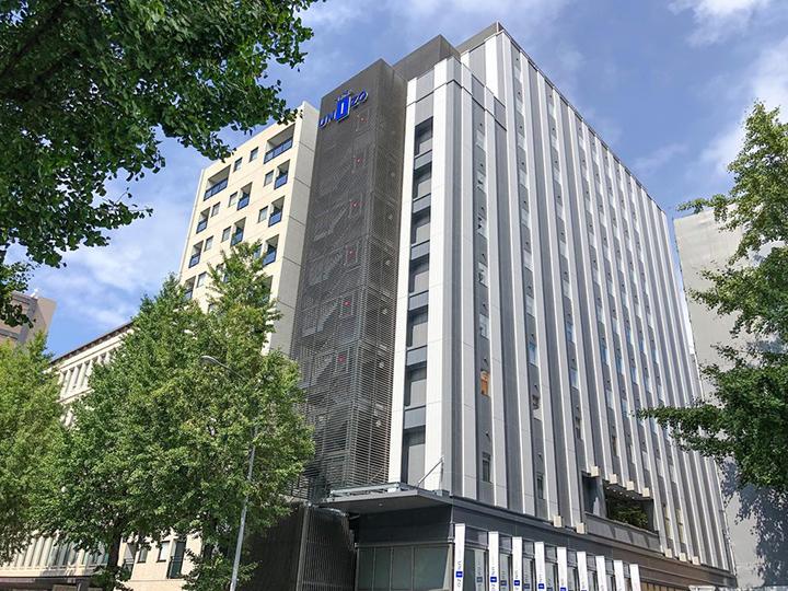 HOTEL UNIZO Hakataeki Hakataguchi(博多站博多口尤尼佐酒店)