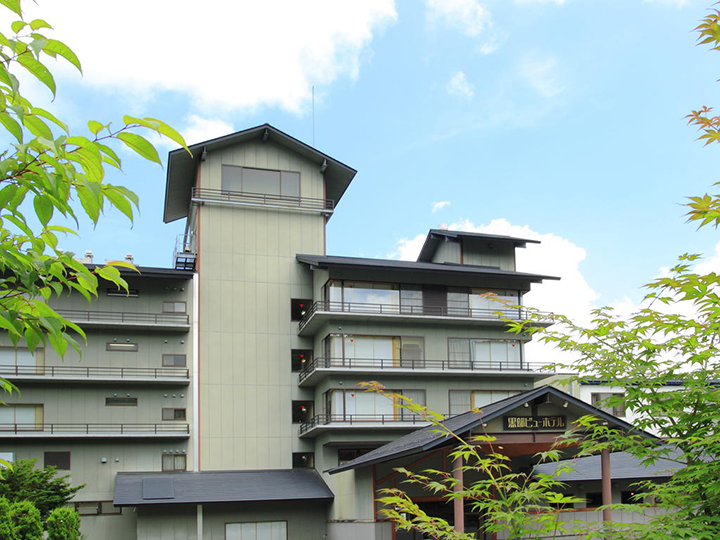 Kurobe View Hotel(科羅部景酒店)