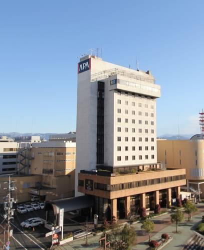 APA Hotel Tottori Ekimae(鳥取站前APA酒店)