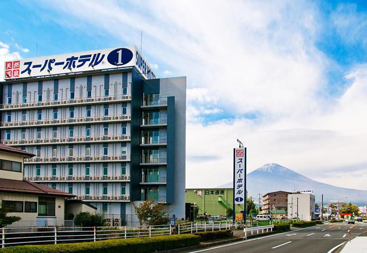 Super Hotel Gotenba - 1(御殿場市1號超級酒店)