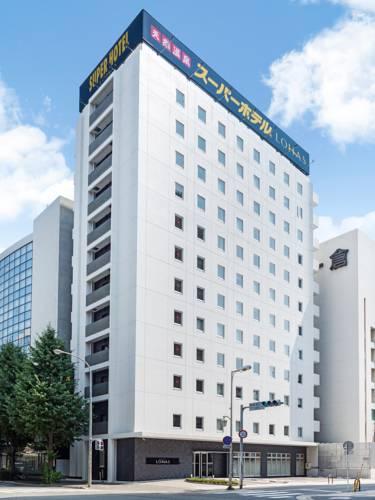 Super Hotel Lohas Hakataeki(超級酒店Lohas博多站)