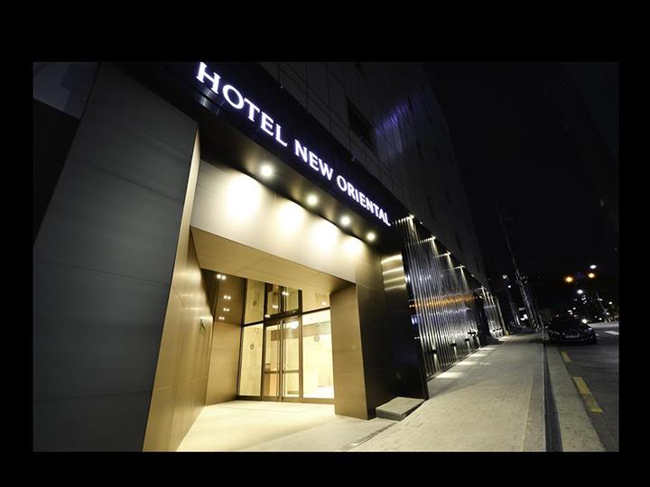 Hotel New Oriental Myeongdong(明洞新東方酒店)