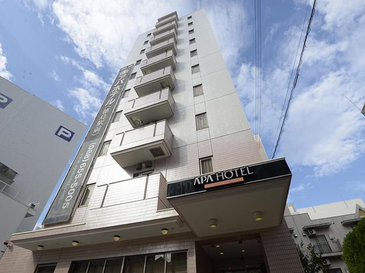 APA Hotel Tokushima Ekimae(APA德島站前酒店)