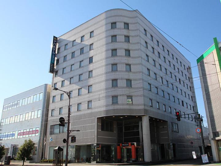 APA Hotel Takaoka-Marunouchi(APA高岡丸之內酒店)