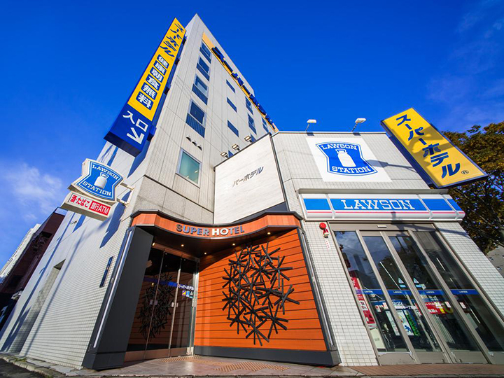 Super Hotel Aomori