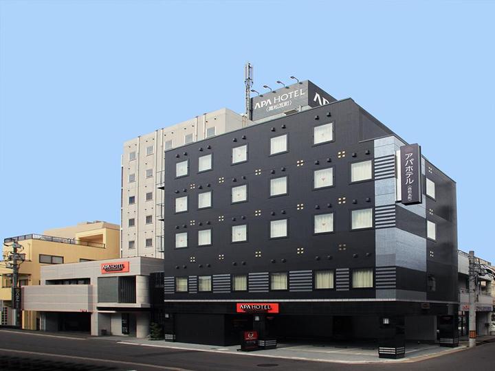 APA Hotel Takamatsu Kawaramachi(APA高松河原町酒店)